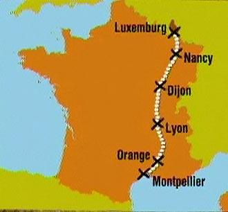 Route Du Soleil Tips Voor Een Tussenstop Langs De Route