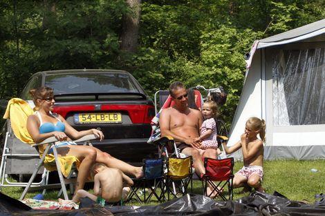 Campings onderweg