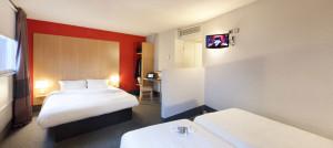 b&b hotel kamer