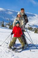 hotel wintersport snelweg