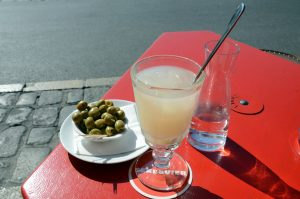 Pastis in Saint-Tropez