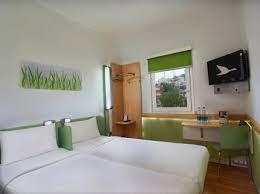 Formule 1 hotel Duitsland: een nette hotelkamer