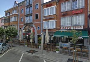 Café Le 1900, Bastogne