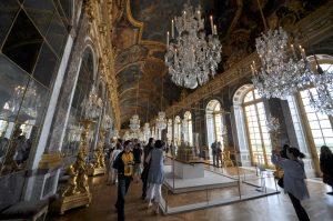 Bezienswaardigheden Frankrijk: Grote Galerij van Versailles