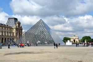 Bezienswaardigheden Frankrijk: Het Louvre