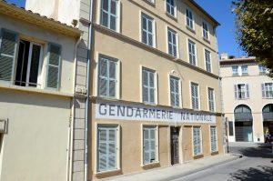 De Gendarmerie van toen