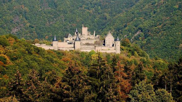 hotels onderweg luxemburg