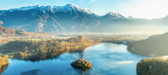 hotels onderweg slovenie