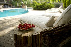 Hotel Dijon: relaxen bij een hotel met zwembad