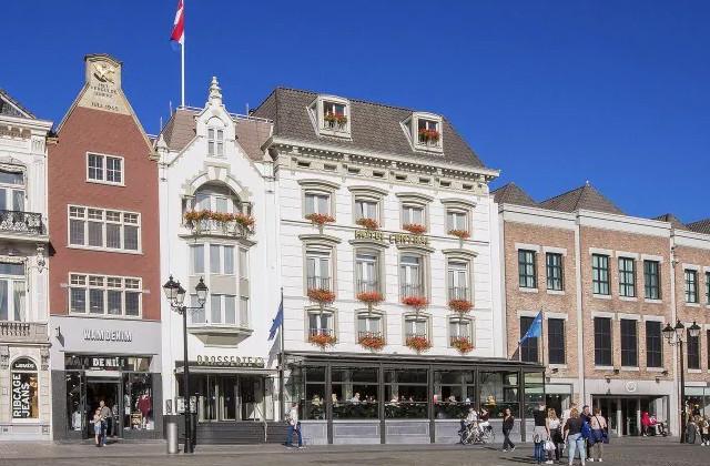 Hotel en Bed en Breakfast in Den Bosch